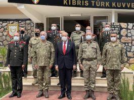 Türk Askeri Kıbrıs tan bir daha gitmeyecek açıklaması yaptı