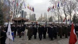 Türk Askerinin Kore'deki zaferi anıldı