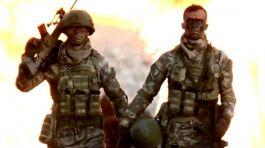 Türk komandolarından tüyleri diken diken eden 30 Ağustos klibi(Video)