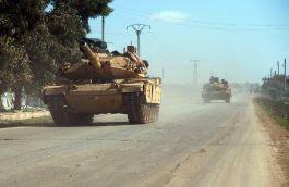 Türkiye destekli operasyon İdlip'te başladı