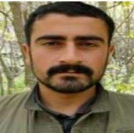 Turuncu kategorideki terörist öldürüldü