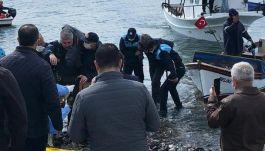 Uçak düştü Pilot Askerleri balıkçılar kurtardı