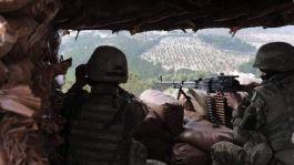 Üst Bölgesine Saldıran Teröristler Öldürüldü