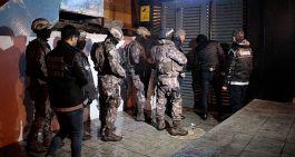 Uyuşturucu tacirlerine özel harekat Polisleri ile operasyon
