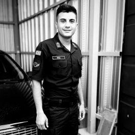 Uzman Çavuş İstanbul'da Kazada vefat etti