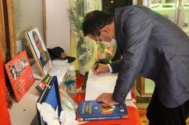 Vali Şabanözü'nde Şehit Ailesini Ziyaret Etti