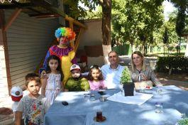 Vali Şehit Aileleri ve Gazilerle Buluştu