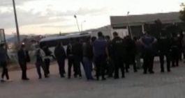 Van  Çaldıran'da EYP li  saldırı sonucu 1 korucu yaralandı