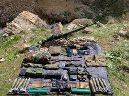 Van da silah, mühimmat ve malzeme ele geçirildi