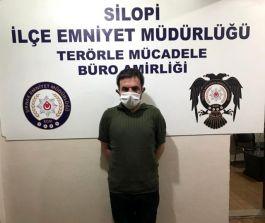 Yakalanan o Terörist Tutuklandı