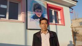 Yaptırdığı gençlik merkezine Eren Bülbül'ün adını verdi