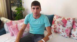 Yaralı Asker 4 Askerin Şehit olduğu kazayı anlattı