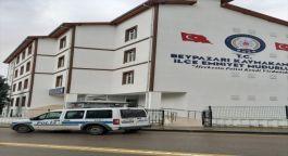 Yeni Emniyet Müdürlüğü binasındaki salona Şehit adı verildi
